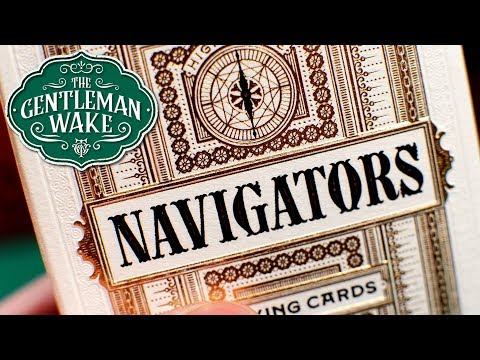 Navigators Playing Cards By Theory 11 Deck Review