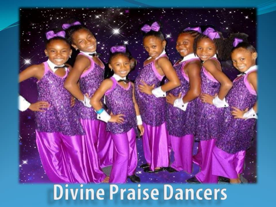 Divine Praise Dancers ministers on Touch The World D3 2K16