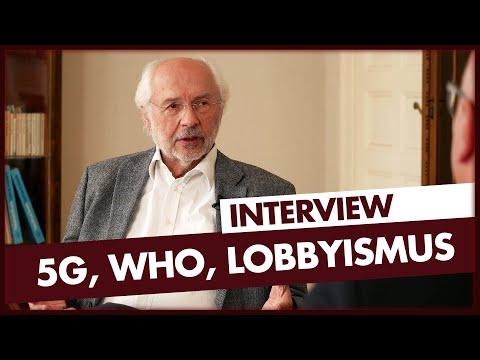 Prof. Dr. med. Franz Adlkofer: Sein letztes Interview! Strahlung, 5G und der Lobbyismus