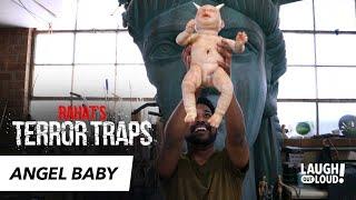 Demon Baby Birthing Prank   Rahat's Terror Traps
