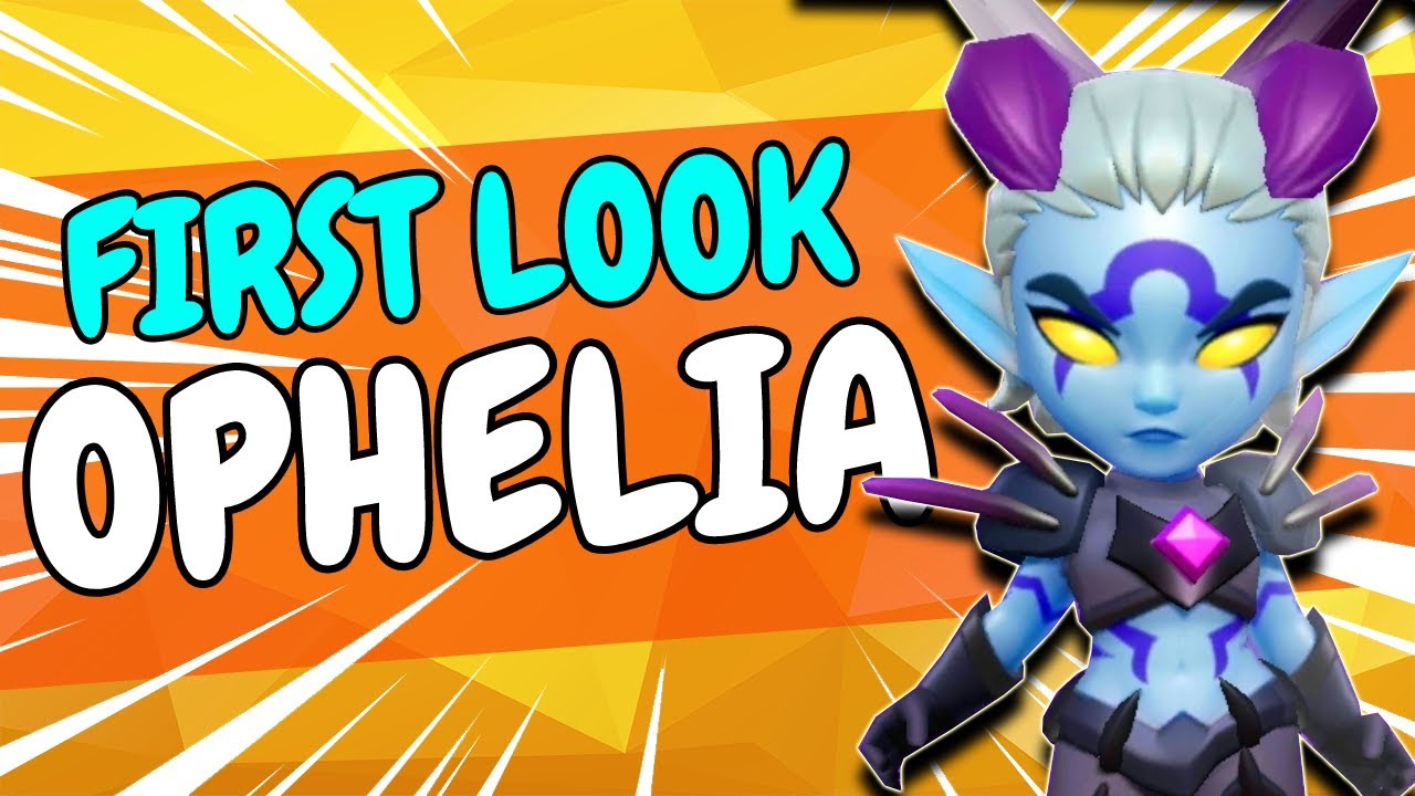ARCHERO: NEW Hero Ophelia First Look & Gameplay