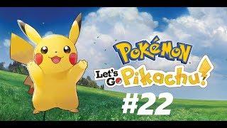 Pokemon: Let's GO Pikachu! (23) — Mistrzowie i Red