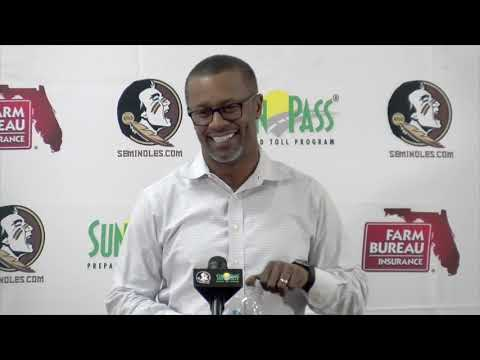 FSU head football coach Willie Taggart on early signing haul, coordinator search