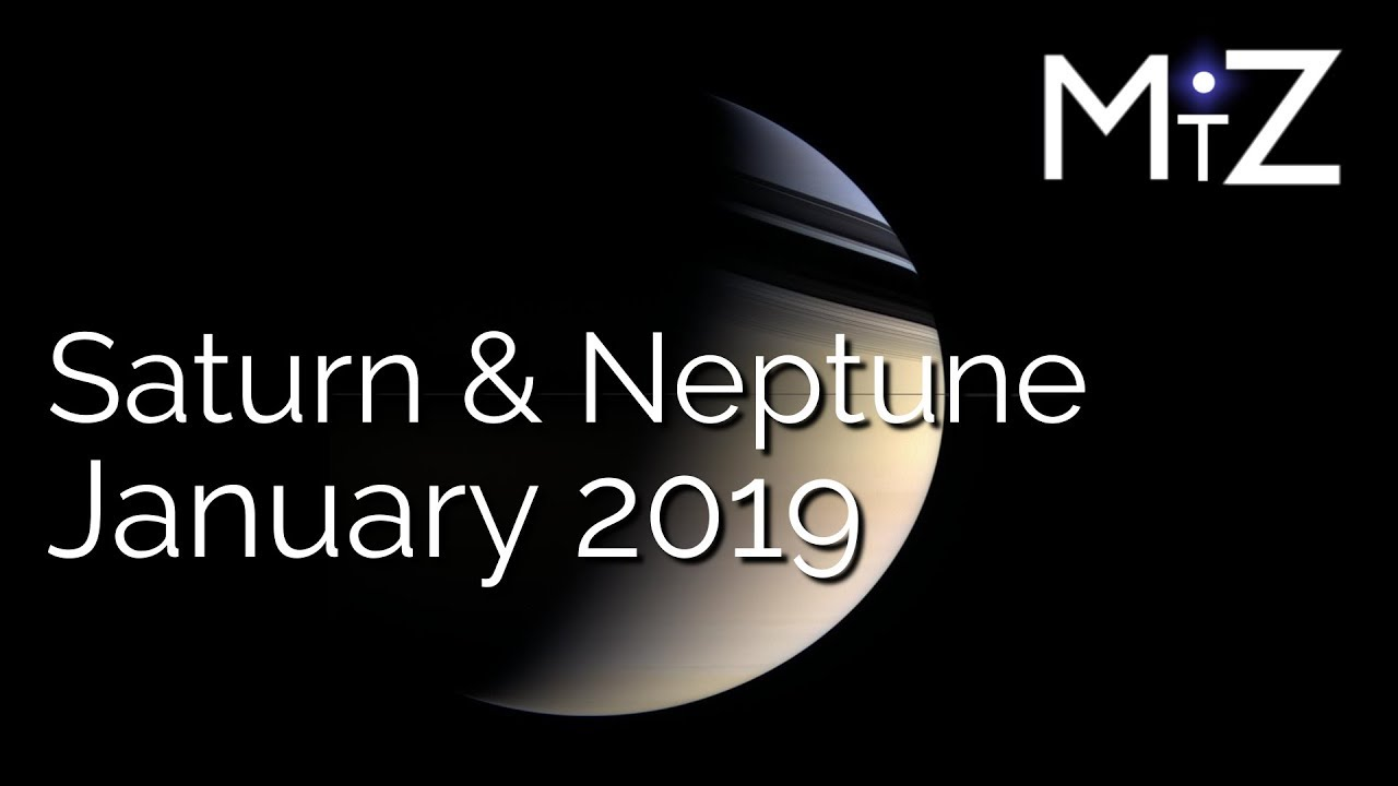 Saturn Sextile Neptune Thursday January 31st 2019 - True Sidereal Astrology