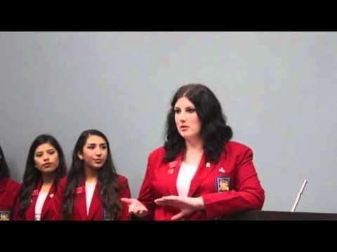 SkillsUSA Marsha Daves Memorial Scholarship Video