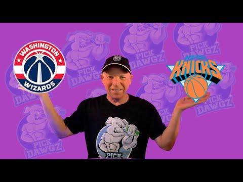 New York Knicks vs Washington Wizards 3/25/21 Free NBA Pick and Prediction NBA Betting Tips