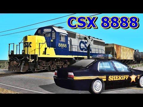 CSX 8888 INCIDENT