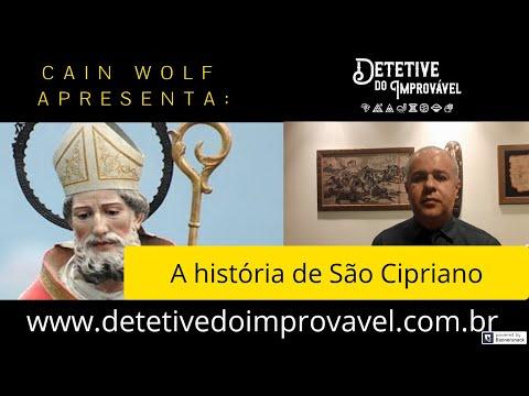 A história de São Cipriano