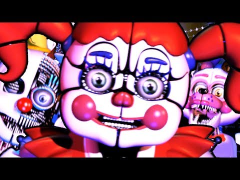 Ultimate Custom Night - Sister Location Challenge