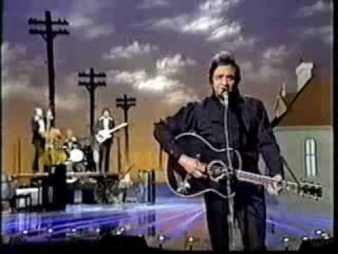Johnny Cash - Hey Porter