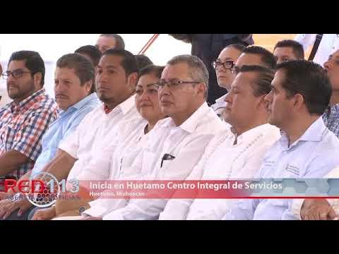 VIDEO Inicia en Huetamo Centro Integral de Servicios; nuevo modelo de atención a la población: Silvano Aureoles