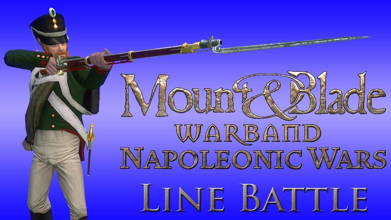 Mount & Blade: Napoleonic Wars Line Battle