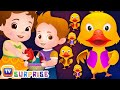 ChuChu TV Surprise Eggs Five Little Ducks - Learning Videos For Kids