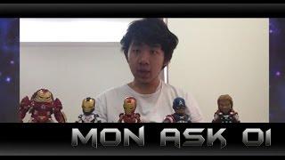 [Mon Ask EP.1]comic world daily