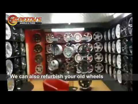 Speedy's Wheels & Tyres - Experts in Wheels & Tyres