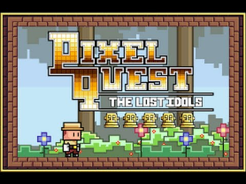 Pixel Quest The Lost Idols Youtube