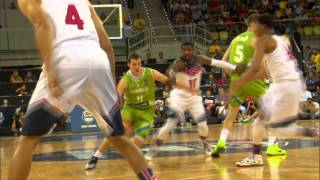 Goran Dragic Dances Past Team USA With a Double Crossover! thumbnail