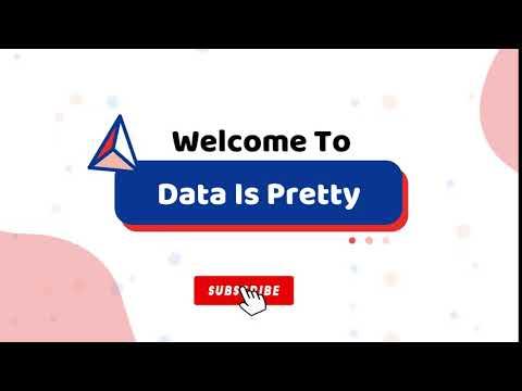 Data Is Pretty Trailer