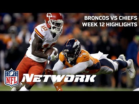 Chiefs vs. Broncos Highlights (Week 12) | Deion Sanders & LT | GameDay Prime | NFL Network