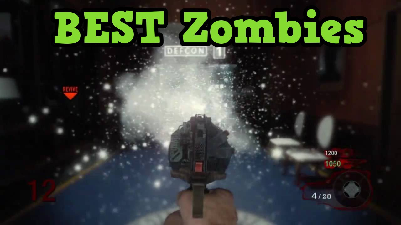Carte Five Black Ops.Black Ops Five Zombies The Best Zombie Map