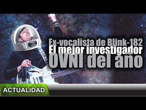 Fundador de Blink 182 El mejor investigador de OVNIS del año
