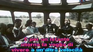 Franco Battiato & Alice Battiato   I Treni Di Tozeur SF HD Karaoke