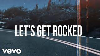 Def Leppard - Let's Get Rocked (Official Lyric Video)