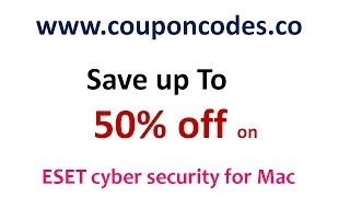 ESET Cyber Security Promo Code Save Upto 50% Off On ESET Cyber Security Coupon Code