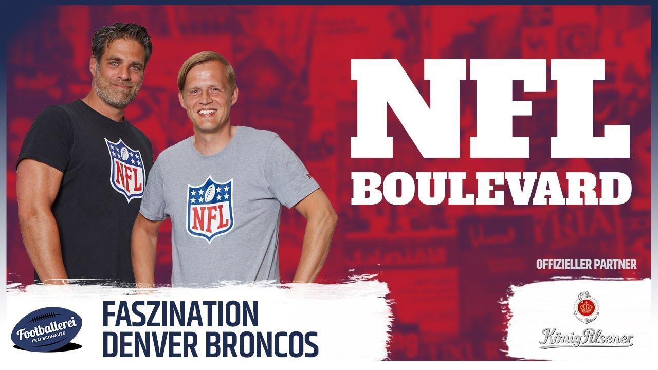 Download NFL Boulevard #69: Die Faszination Denver Broncos   Footballerei