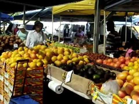 Mount Gravatt Markets in Brisbane Australia: Fruit Adventure