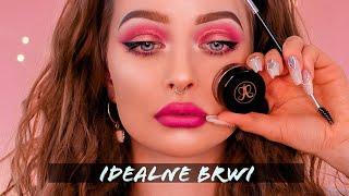 Idealne BRWI POMADĄ - KROK PO KROKU - Kurs Makijażu #1