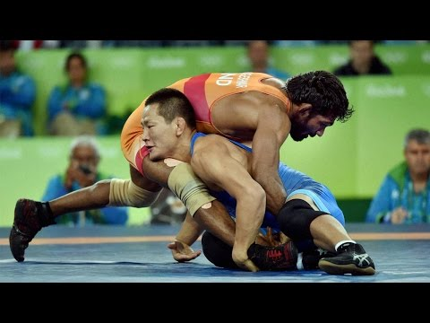 Yogeshwar Dutt makes shocking exit as India ends campaign with two medals in Rio | वनइंडिया हिन्दी