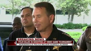 Jacksonville Mass Shooting | Multiple people killed in shooting at video game tournament