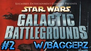 SW Galactic Battlegrounds | Game 1 | EP2 | Expansion |