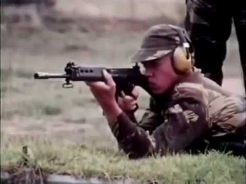 A Man Among Men - The Rhodesian Light Infantry