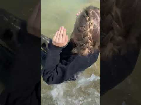Lea passe à l'eau