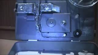 Daiya - TV-X-Junior - 8mm Projector / Back Projector - (1960-ish)