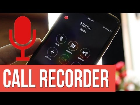 Best Call Recorder For iPhone - Calls / Viber / Skype / FaceTime (iOS 9)