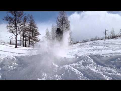 Покатушки на Гарелки Ski-doo tunda xtreme