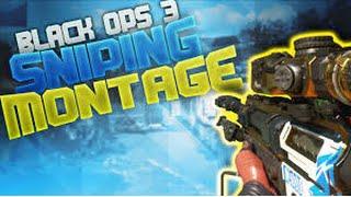 Black ops 3: Sniper quickscope montage