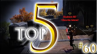 Deadly Builds & Knockouts 🛡 Top 5 PvP Battles #60 - ESO - Dragonhold