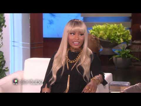 Nicki Minaj Best & Funniest Moments