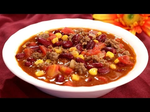 Taco Chili #Recipe Amy Lynn's Kitchen