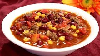 Taco Chili #Recipe - Amy Lynns Kitchen