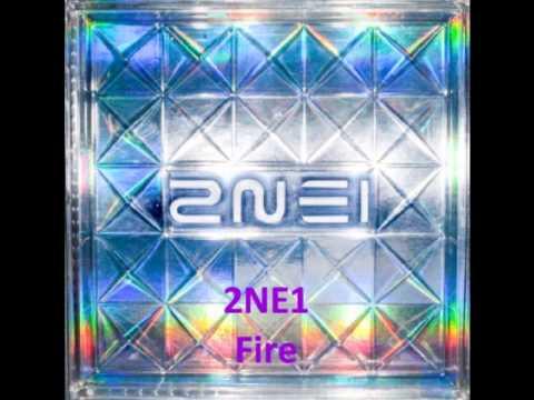 2NE1  Fire Audio