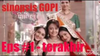 Video Sinopsis Gopi episode 1   terakhir download MP3, 3GP, MP4, WEBM, AVI, FLV Januari 2018