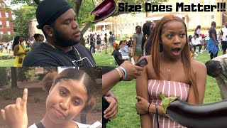 SMALLEST 🍆 EVER !!! | Public Interview (GETS NASTY)