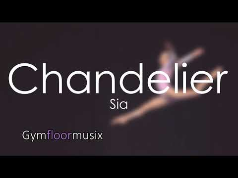 Chandelier by Sia - Gymnastic floor music