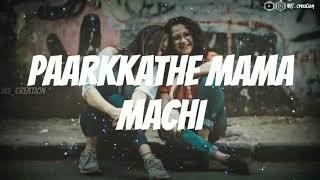 👰Ponnugala thappa pesatha/WhatsApp Status Song👰