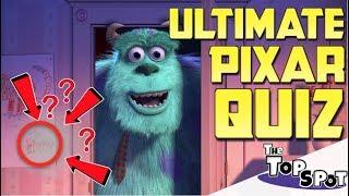 ULTIMATE PIXAR QUIZ! - Pixar Facts And Hidden Secrets! - HOW WELL DO YOU KNOW PIXAR?